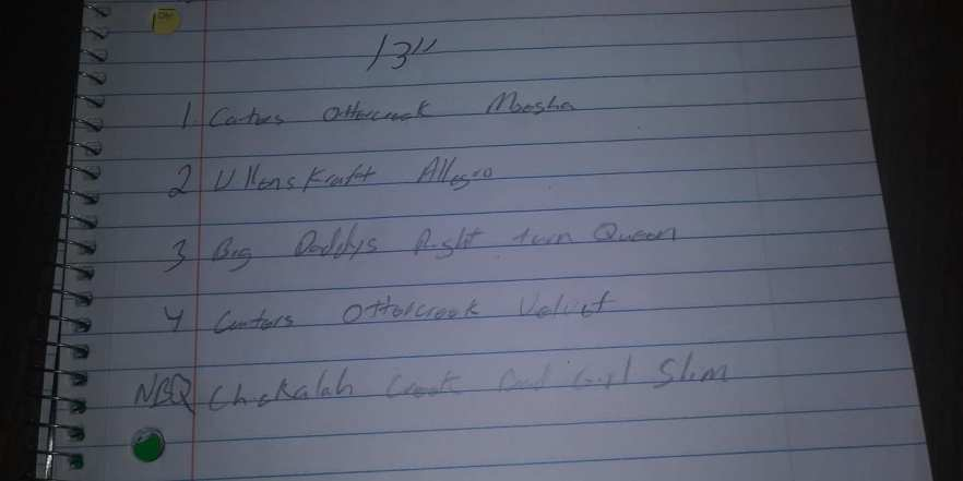 LP 13in paperwork