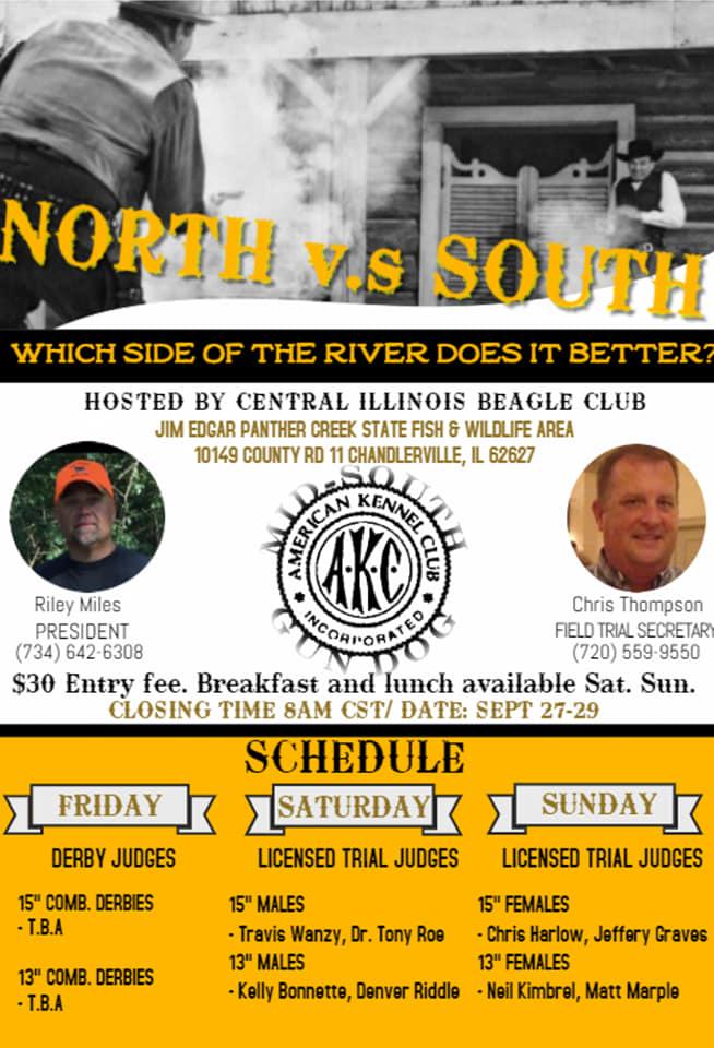 CIBC North vs South 2019 shoot out ad