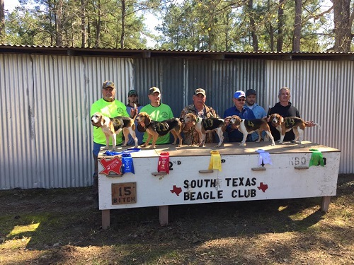 2nd place South Texas Feb 25 15 inch females